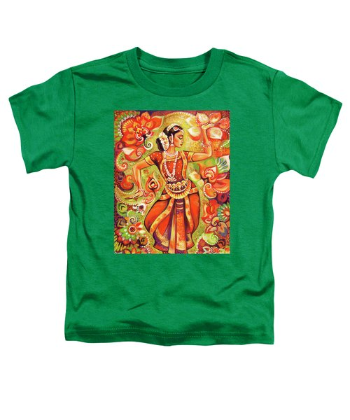 Ganges Flower Toddler T-Shirt
