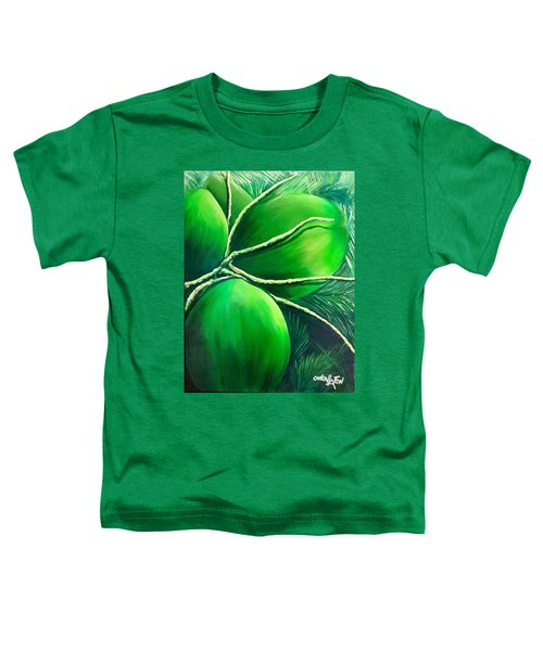 Going Nuts Toddler T-Shirt