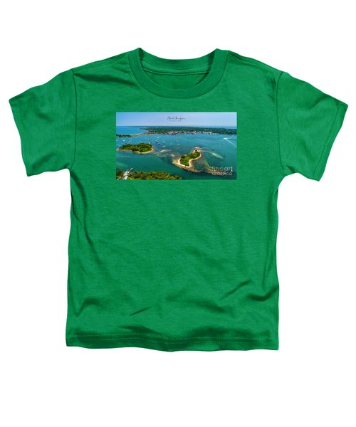 Great Harbor Toddler T-Shirt