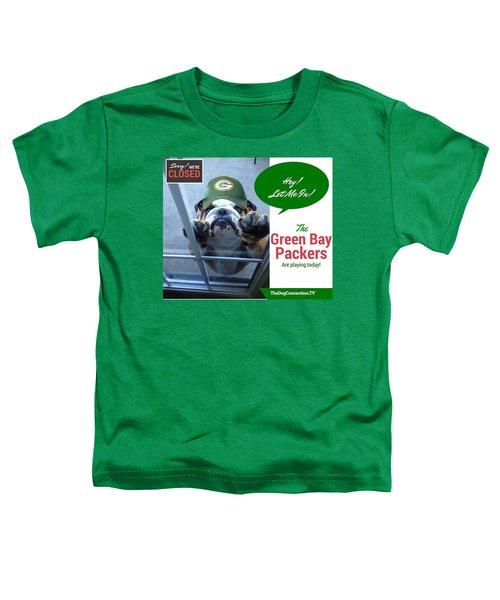 Green Bay Packers Toddler T-Shirt