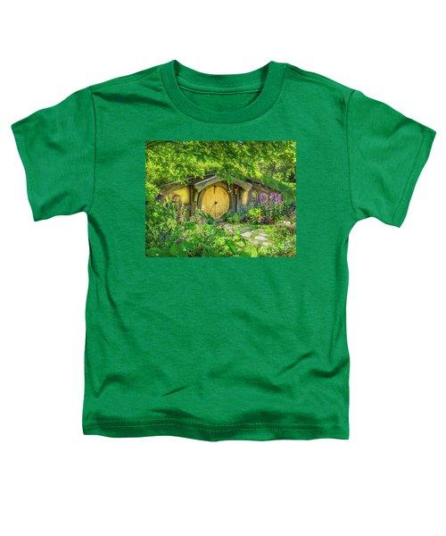 Hobbit Cottage Toddler T-Shirt