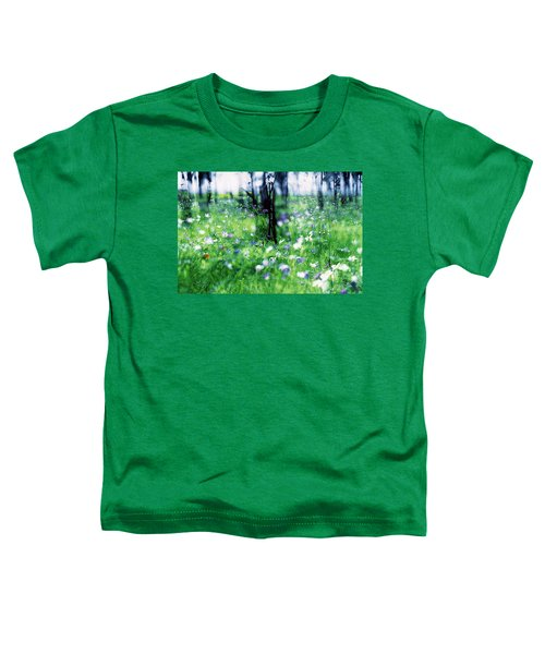 Impressionistic Photography At Meggido 1 Toddler T-Shirt