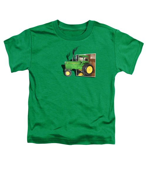 Into The Fields Toddler T-Shirt