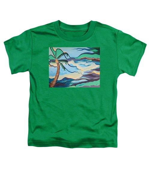 Jamaican Sea Breeze Toddler T-Shirt