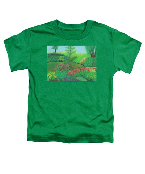 Jardin De Juillet Toddler T-Shirt