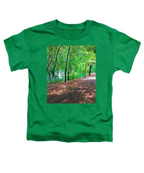 Lady Bird Trail Toddler T-Shirt