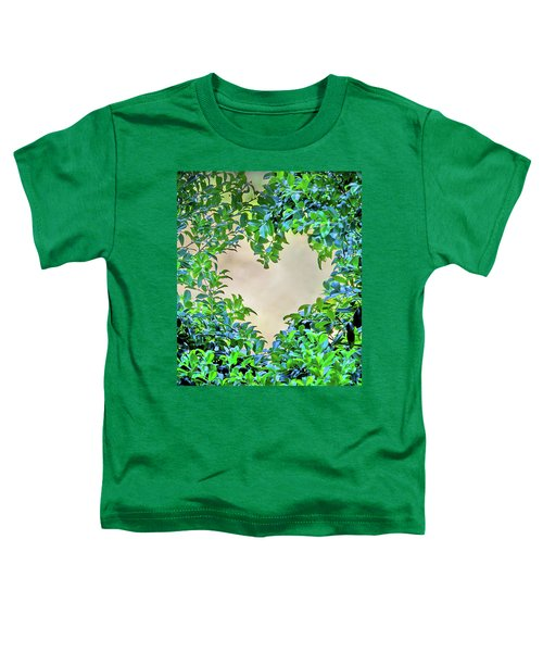 Love Leaves Toddler T-Shirt