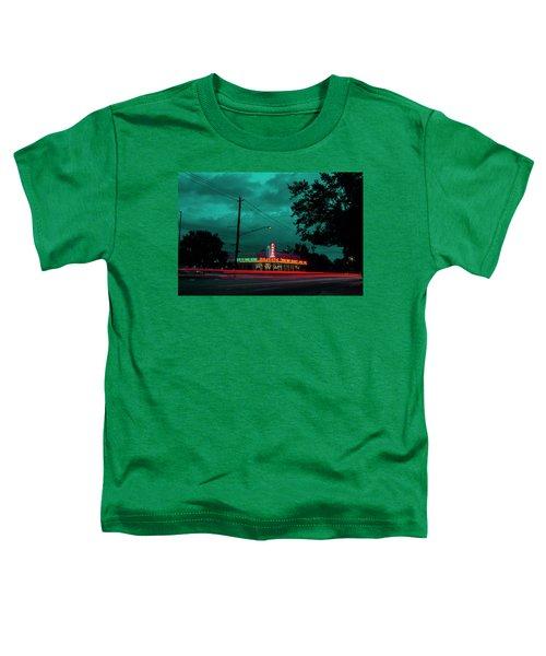 Majestic Cafe Toddler T-Shirt