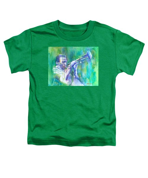 Miles Is Cool Toddler T-Shirt