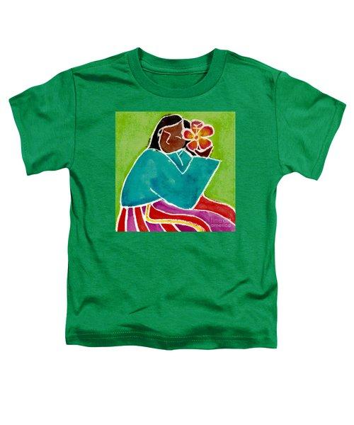 Native Girl Toddler T-Shirt