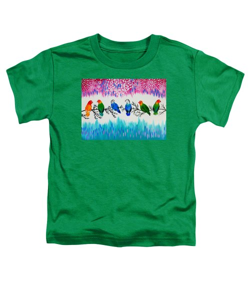 Nature's Jewels Toddler T-Shirt by Cathy Jacobs