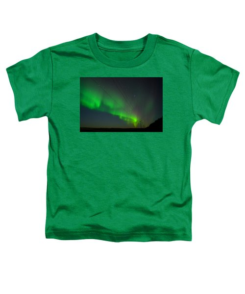 Toddler T-Shirt featuring the photograph Night Vision by Carl Young