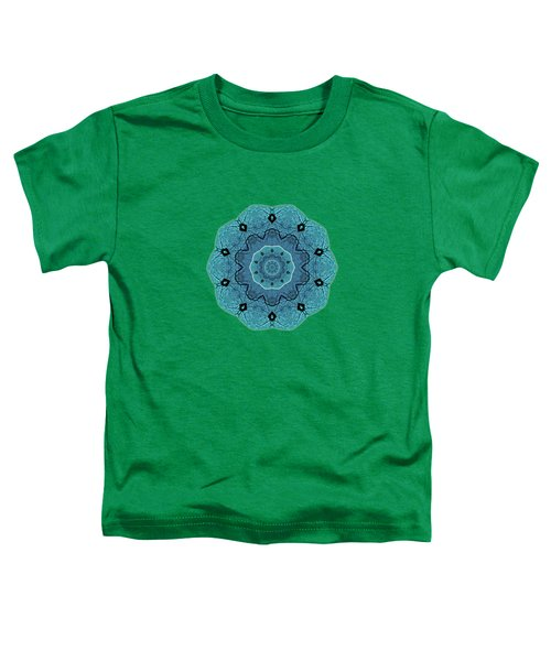 Ocean Swell By V.kelly Toddler T-Shirt