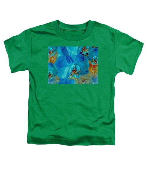 Orchid Reverie 10 Toddler T-Shirt