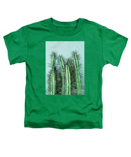 Prick Cactus Toddler T-Shirt