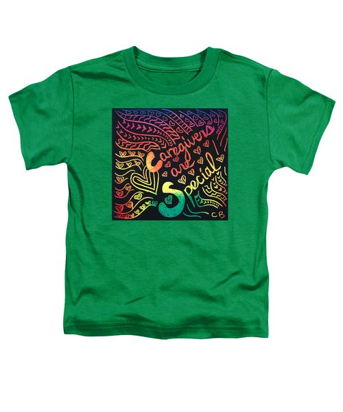 Rainbows Toddler T-Shirt
