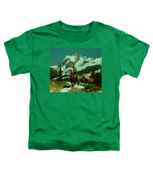 Return From The Hunt Toddler T-Shirt