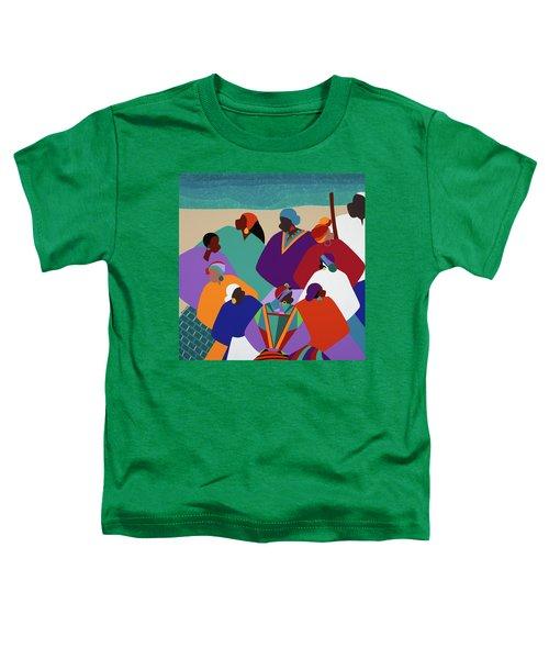 Ring Shout Gullah Islands Toddler T-Shirt