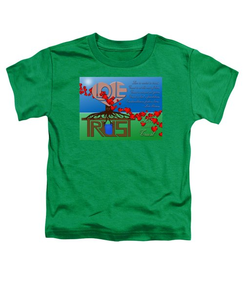Rooted In Trust Toddler T-Shirt