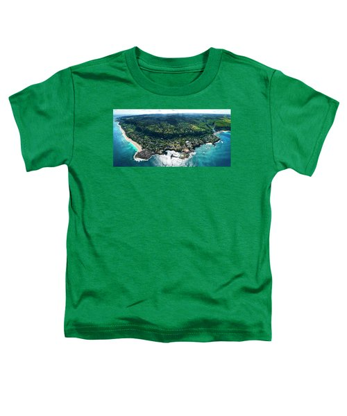 Sharks Cove Overview. Toddler T-Shirt