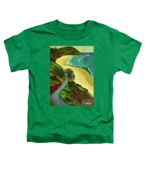 Shelly Beach Toddler T-Shirt