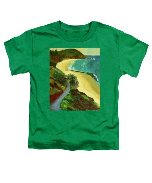 Shelly Beach Toddler T-Shirt