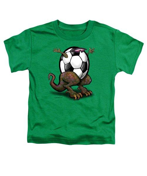 Soccer Zilla Toddler T-Shirt