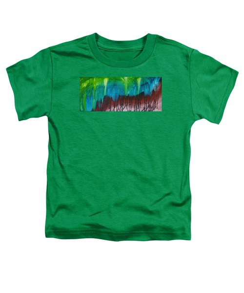 Stary Cave Toddler T-Shirt