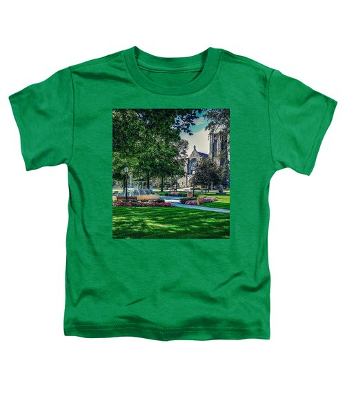 Summer In Juckett Park Toddler T-Shirt