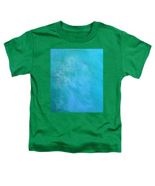 Teal Toddler T-Shirt