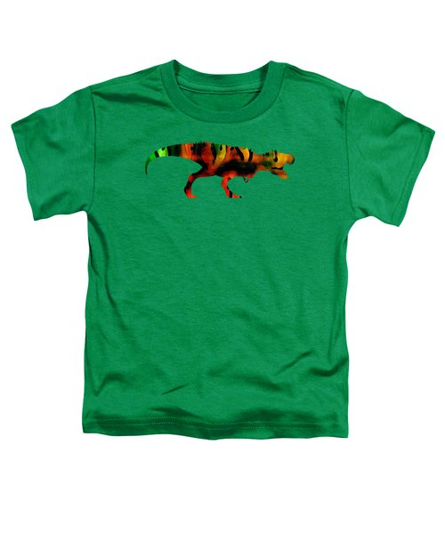 Tex The T-rex  Toddler T-Shirt
