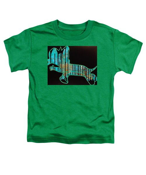 The Rundown Toddler T-Shirt