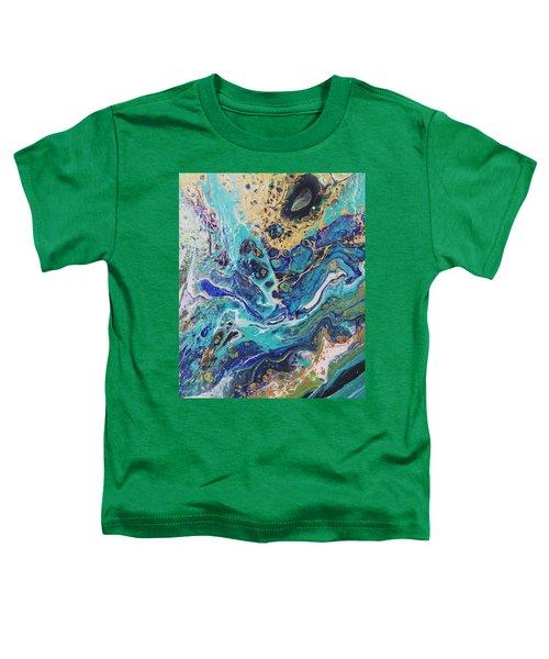 The Deep Blue Sea Toddler T-Shirt