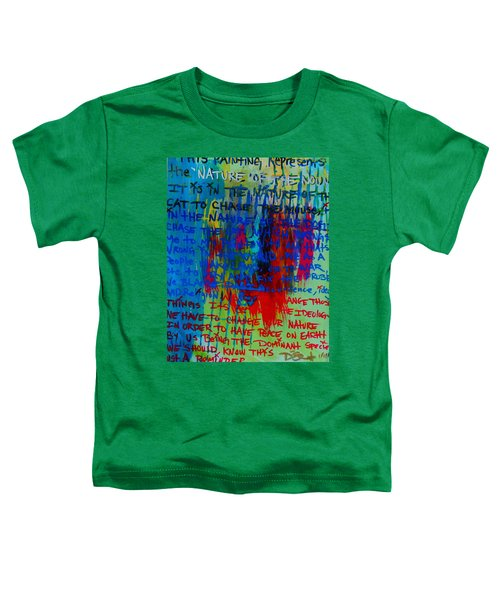 The Idea Toddler T-Shirt