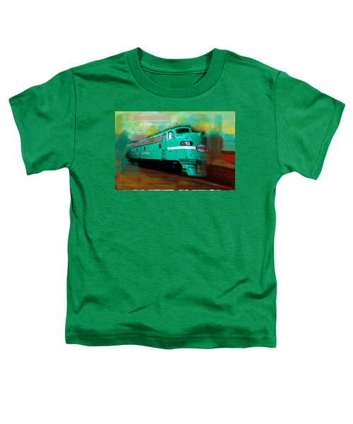 Flash II  The Ny Central 4083  Train  Toddler T-Shirt