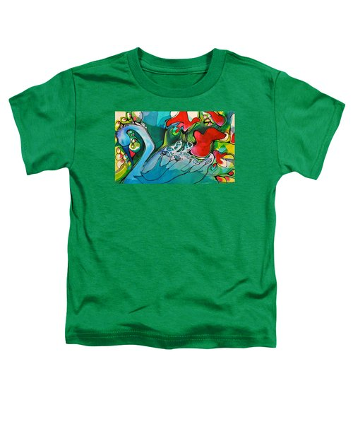 This Voided Electricity Toddler T-Shirt