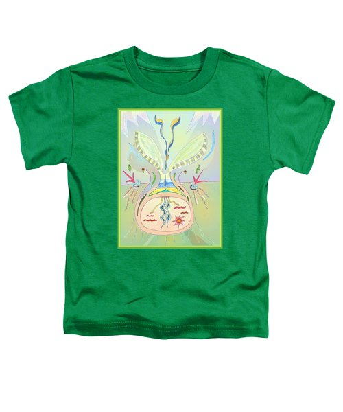 Thought Seed Toddler T-Shirt