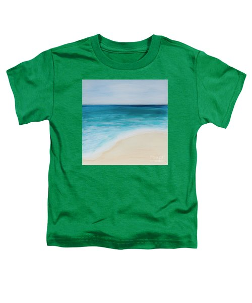 tide Coming In Toddler T-Shirt