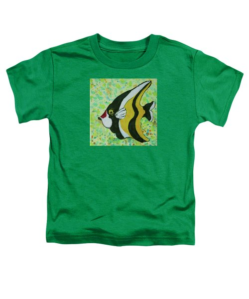 Tropical Fish Series 1 Of 4 Toddler T-Shirt