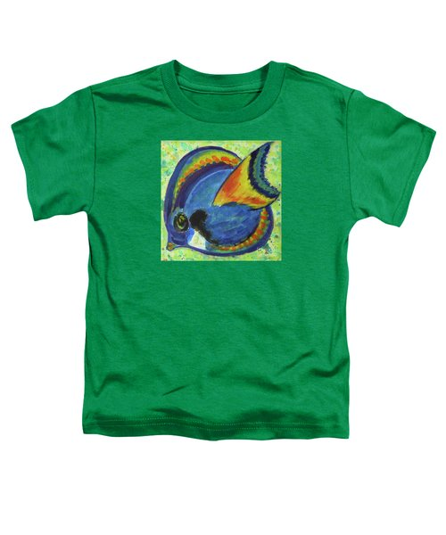 Tropical Fish Series 3 Of 4 Toddler T-Shirt