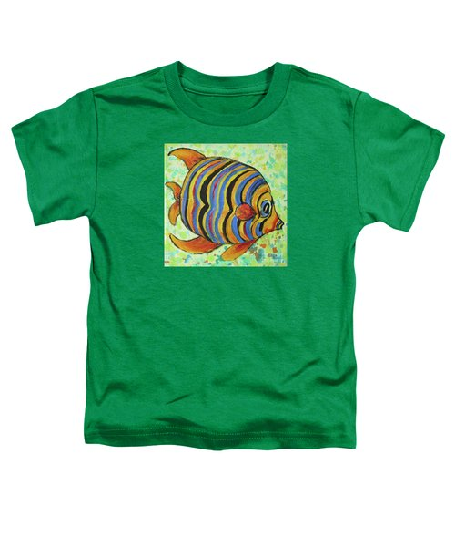 Tropical Fish Series 4 Of 4 Toddler T-Shirt