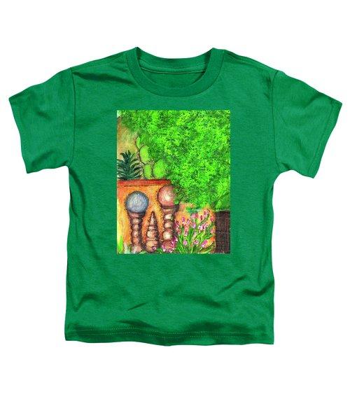 Tucson Garden Toddler T-Shirt