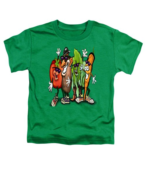 Veggies Toddler T-Shirt