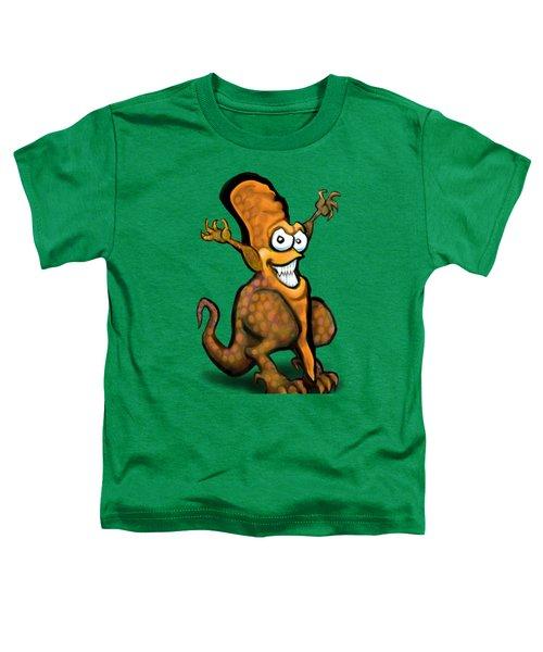 Veggiesaurus Toddler T-Shirt