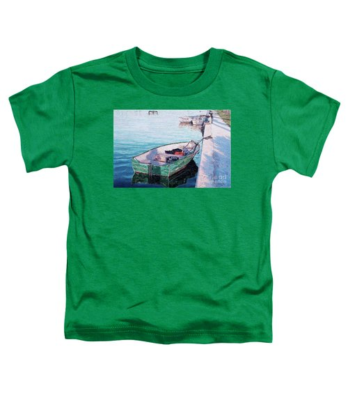 Watching The Tide Toddler T-Shirt