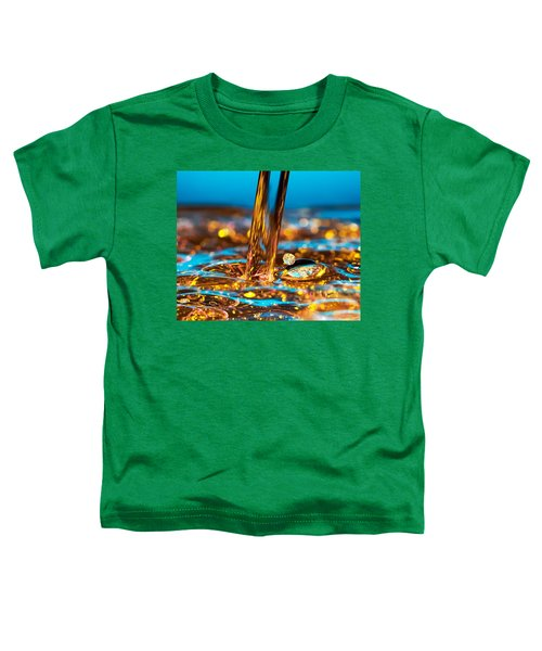 Water And Oil Toddler T-Shirt