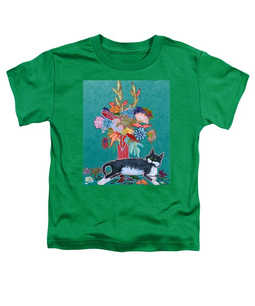 What Flowers Toddler T-Shirt