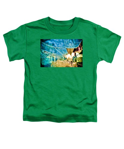 World In My Eyes Toddler T-Shirt