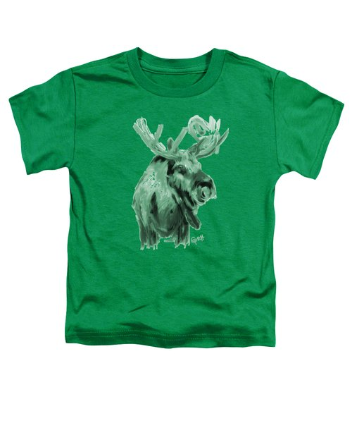Xmas Moos Toddler T-Shirt