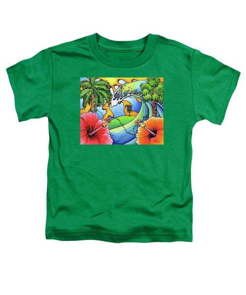 South Texas Disc Golf Toddler T-Shirt